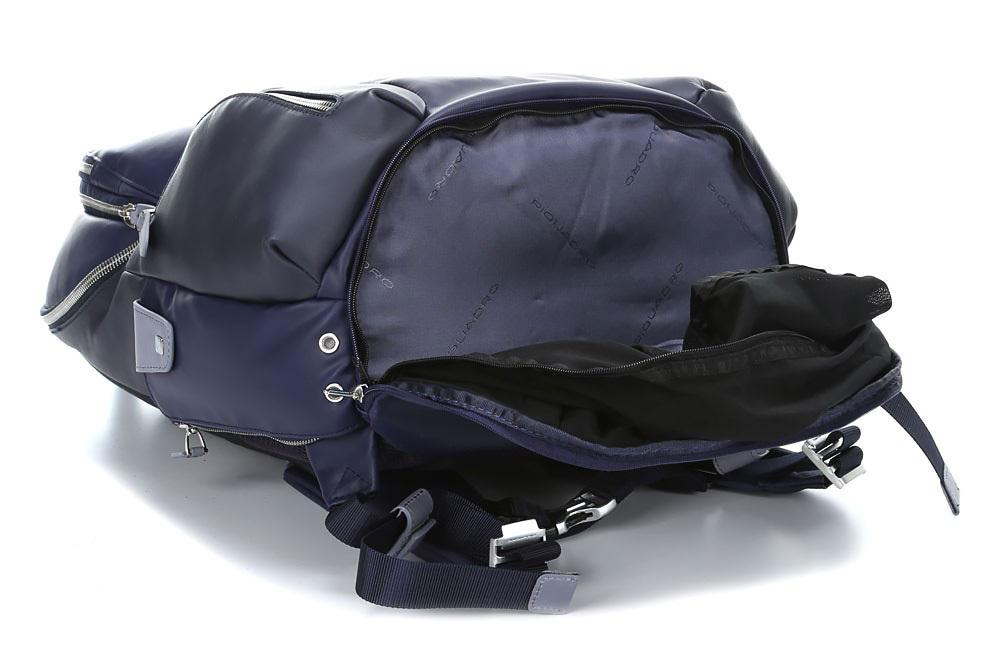 Рюкзак Piquadro Coleos, цвет синий, 28,5х42,5х17 см (CA2943OS/BLU2)