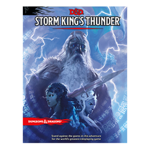 Storm King's Thunder (DnD Adventure)