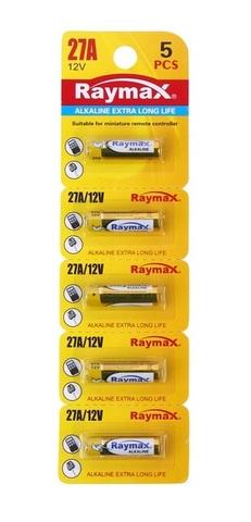 Батарейки Raymax 27A, 12V (5/50) BL