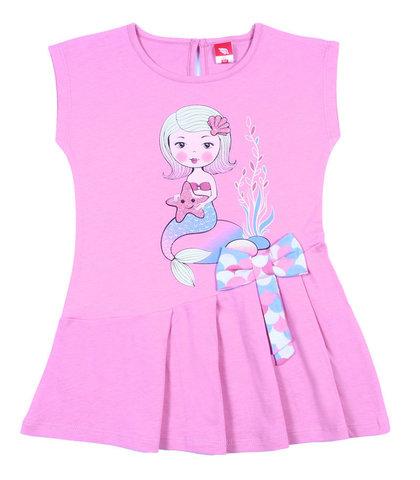 Cherubino Платье ясельное CAK62060 розовое