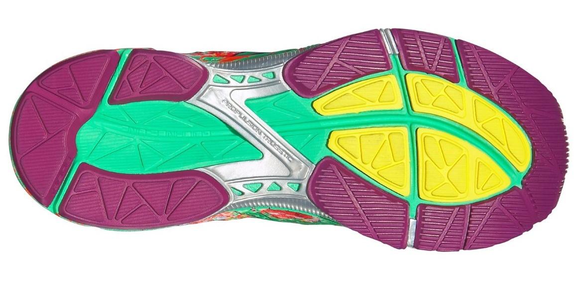 Женские кроссовки для бега Asics Gel-Noosa Tri 11 (T676N 0687) фото