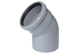 Отвод 110х30 (с кольцом) ВК
