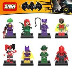 Минифигурки Бэтмен серия 093