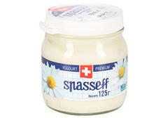 Йогурт Spasseff натуральный, 125г