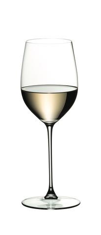 Набор из 2-х бокалов для вина Viognier/Chardonnay 370 мл, артикул 6449/05. Серия Riedel Veritas