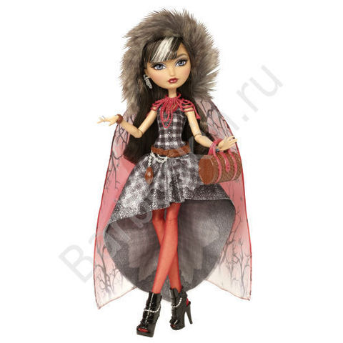 Кукла Ever After High Сериз Худ (Cerise Hood) - День Наследия