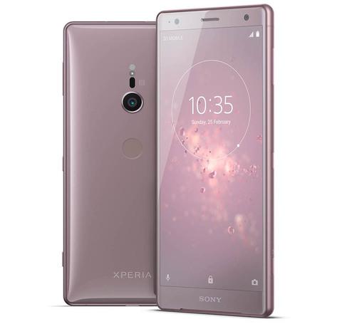 Смартфон Sony Xperia XZ2, цвет пепельно-розовый