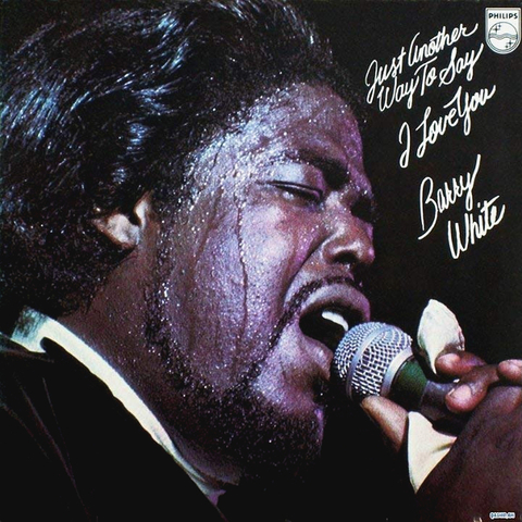 Barry White ‎/ Just Another Way To Say I Love You (LP)