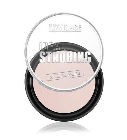 LuxVisage Ideal Strobing Хайлайтер компактный тон 11 (розовый жемчуг)