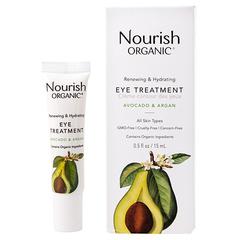 """Восстанавливающий крем для кожи вокруг глаз """"Авокадо и Арган"""", Nourish"""