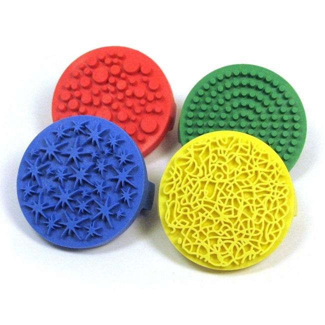 Набор резиновых штампов для творчества