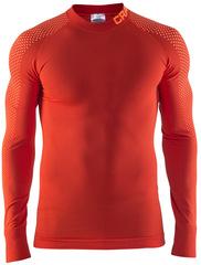 Термобелье Рубашка Craft Warm Intensity Red мужская