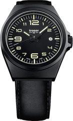 Швейцарские тактические часы Traser P59 Essential M Black 108221