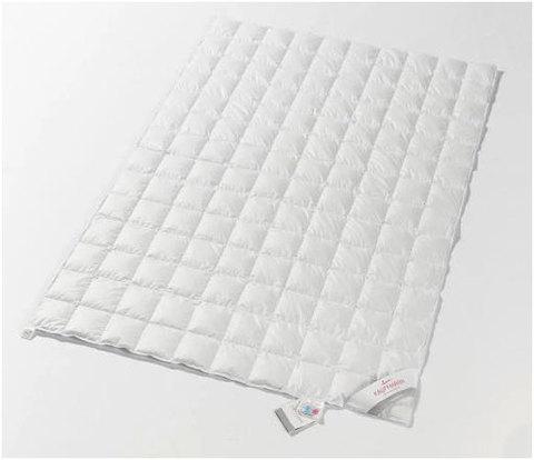 Одеяло пуховое очень легкое 200х200 Kauffmann Premium Clima Tencel