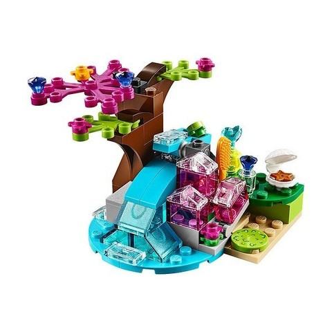 LEGO: Приключение дракона воды 41172 — The Water Dragon Adventure — Лего Эльфы