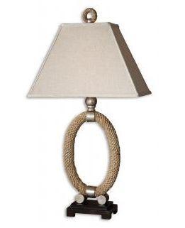 Лампа настольная Uttermost Sarai 27642