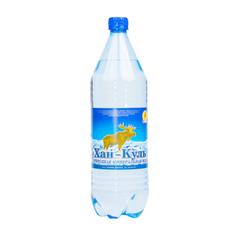 """Вода """"Хан-Куль"""" минеральная газированная  1л"""
