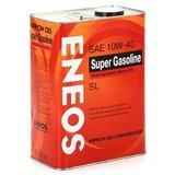 Eneos Super Gasoline SL 10W40 (4л) – Полусинтетическое моторное масло