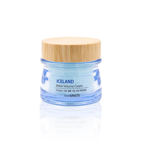 the SAEM Iceland Water Volume Cream