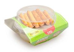Хумус классический с мини хлебцами, 115г