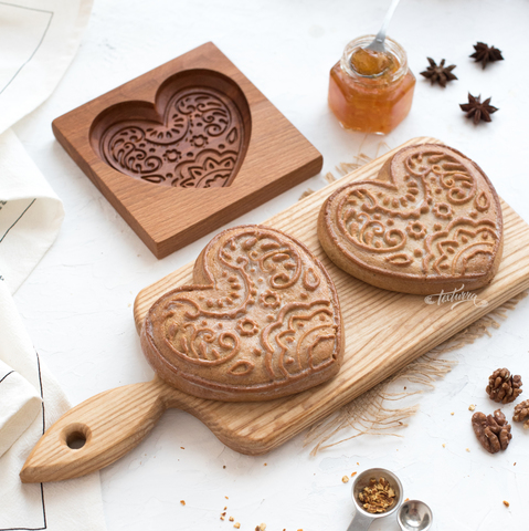 Gingerbread mold