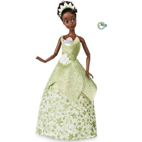 Дисней Принцесса и лягушка Тиана 30 см с кольцом