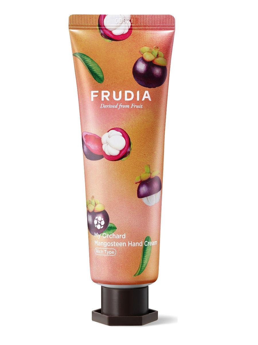 Крем для рук c мангустином FRUDIA My Orchard Mangosteen Hand Cream, 80 г