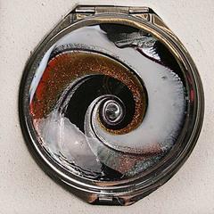 Зеркало мурано капучино 454569