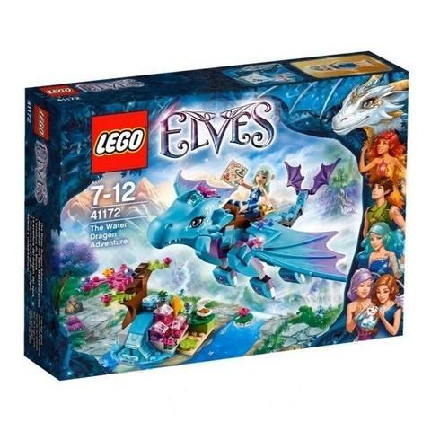 LEGO: Приключение дракона воды 41172