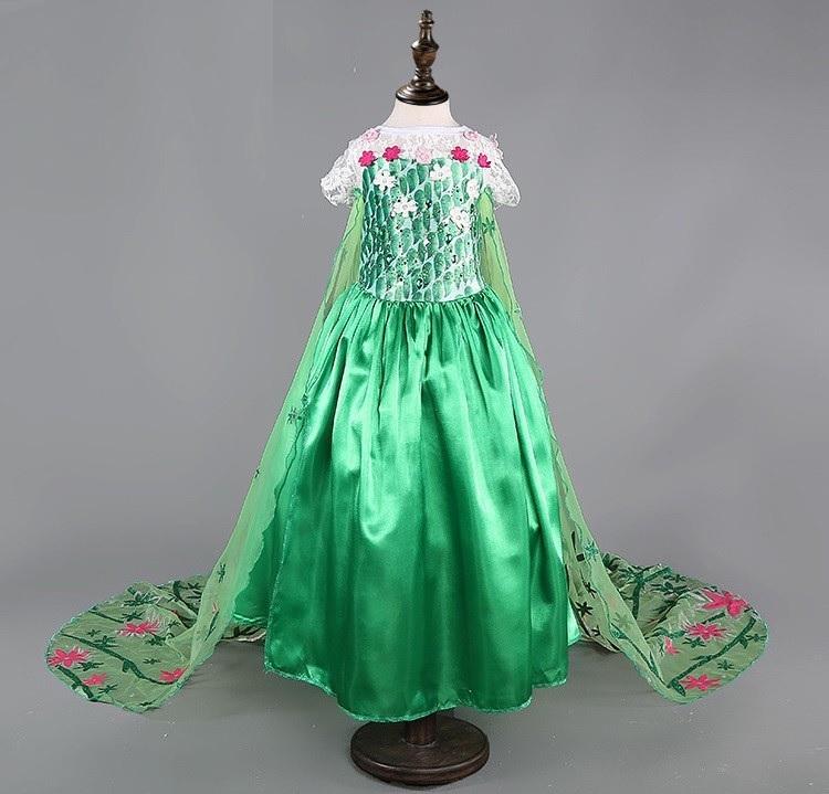 платье эльзы купить волгоград