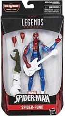 Фигурка Человек Паук Панк (Spider-Man Punk) - Marvel Legends Lizard Series, Hasbro