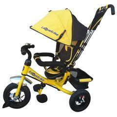 Велосипед Lexus trike 10x8 Надувные, Жёлтый (950-N108-Yellow)