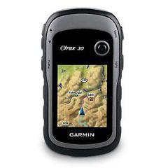 Туристический GPS-навигатор Garmin eTrex 30 010-00970-20