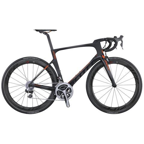Scott Foil Premium (2016)черный с оранжевым