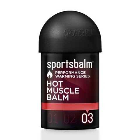 Разогревающий бальзам Hot Muscle Balm 150 ml