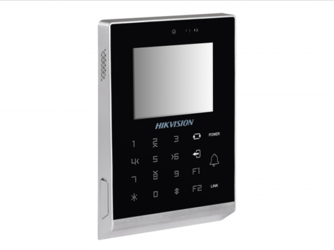 Терминал доступа Hikvision DS-K1T105E-C