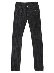 5616 джинсы женские, черные
