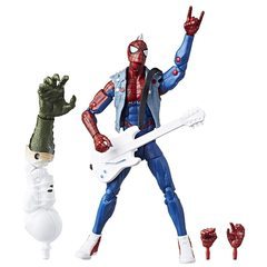 Фигурка Человек Паук Панк (Spider-Man Punk) - Marvel Legends Lizard Series, Hasbro