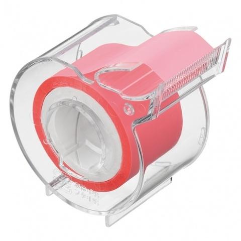 Диспенсер Yamato Memoc Roll Tape Film Type 25 мм - Pastel Pink