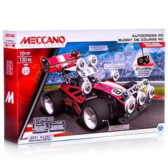 Конструктор Meccano 91780 Меккано Набор Гоночная машина на радиоуправлении (2 модели)