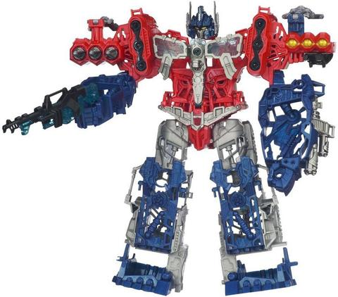 Робот - трансформер Оптимус Прайм Максимус (Optimus Prime) Ez-17 - Takara Tomy