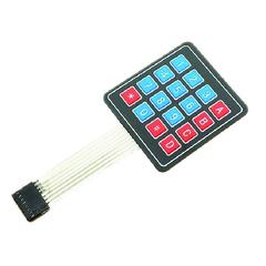 Цифровая клавиатура 4x4 кнопки