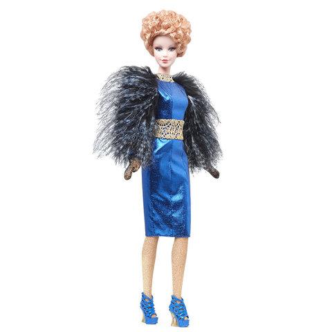 Кукла Барби  Голодные игры: И вспыхнет пламя Эффи Бряк (Effie) - The Hunger Games, Mattel