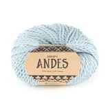 Пряжа Drops Andes 7120 серо-зеленый