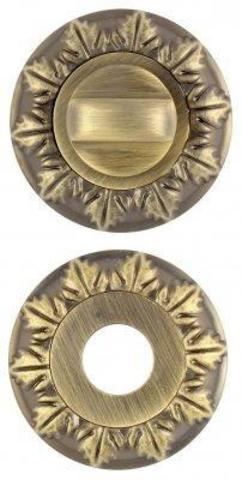 Фурнитура - Завёртка  Vantage BK10 M, цвет матовая бронза  (гарантия - 12 месяцев)