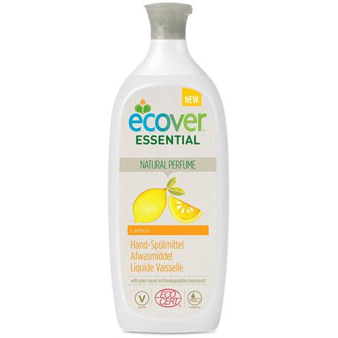 Ecover Essential Жидкость для мытья посуды с лимоном, 1 л