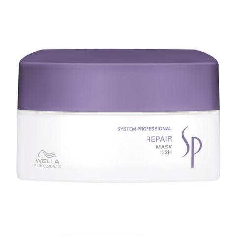 Wella SP Маска для интенсивного восстановления поврежденных волос Repair mask купить online
