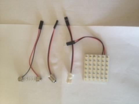 .Светодиодная панель из 36 светодиодов .(5шт. к-т)