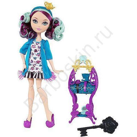 Кукла Ever After High Меделин Хеттер (Madeline Hatter) - Пижамная вечеринка