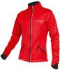 NORDSKI PREMIUM мужская разминочная лыжная куртка красная